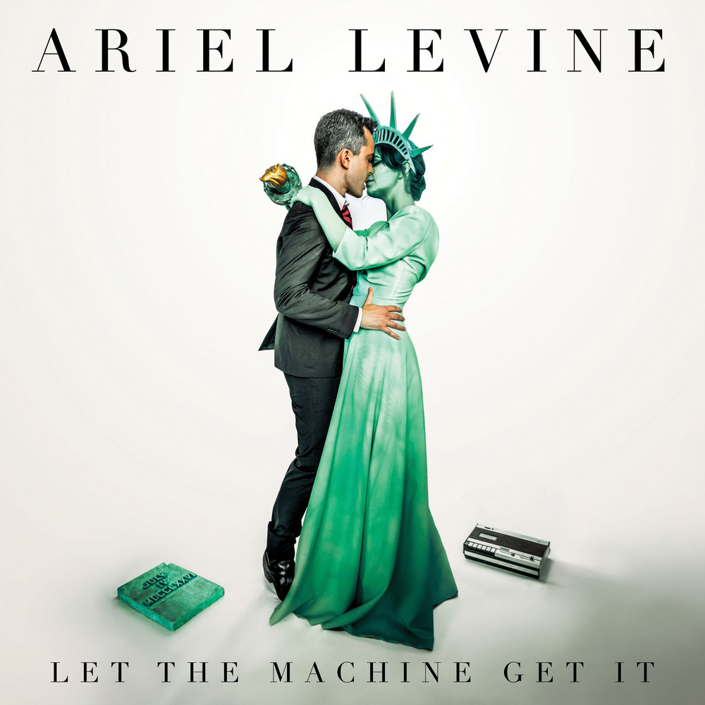 Cover of Let The Machine Get It, available on vinyl and digital