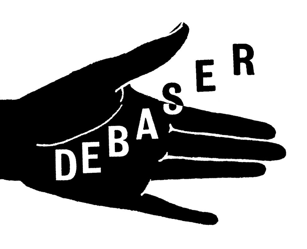 logo for Debaser  2016  Debaser is a volunteer-run creative collective based in Ottawa, Ontario. They exist to encourage, support, and connect DIY and DIT artists and arts initiatives, with a focus on those based in Canada.   They primarily produce and present live music in Ottawa, and sometimes in other cities too.   C  heck out upcoming shows