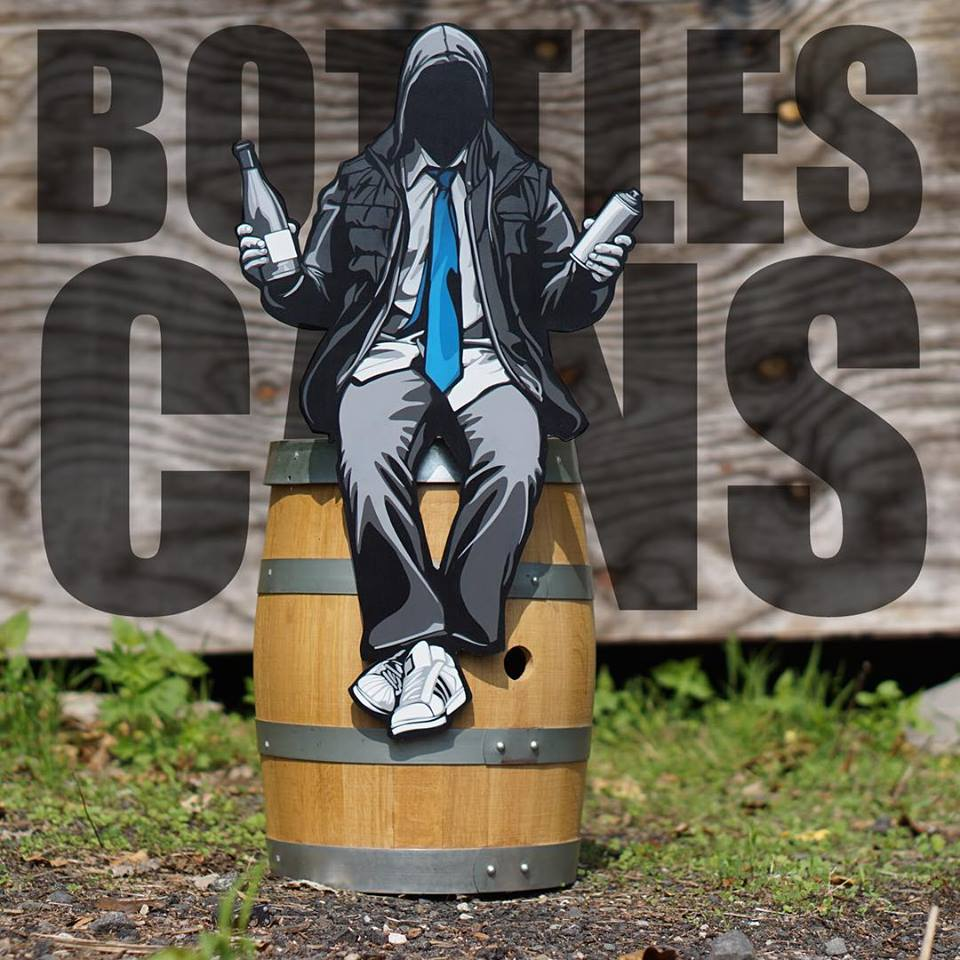 "Joe Iuratos's first solo show ""Bottles + Cans"" will open Tonite June 7th 7-10pm at Castlefitzjohns Gallery 98 Orchard St."