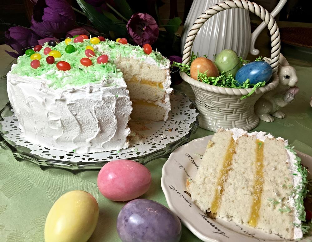Momma's Easter Cake