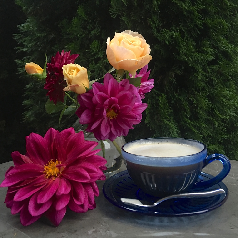 Good Morning beautiful flora