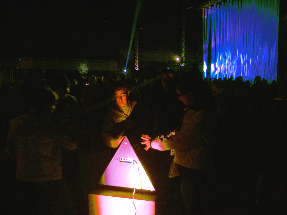 Triangulation at Illuminus 2014.