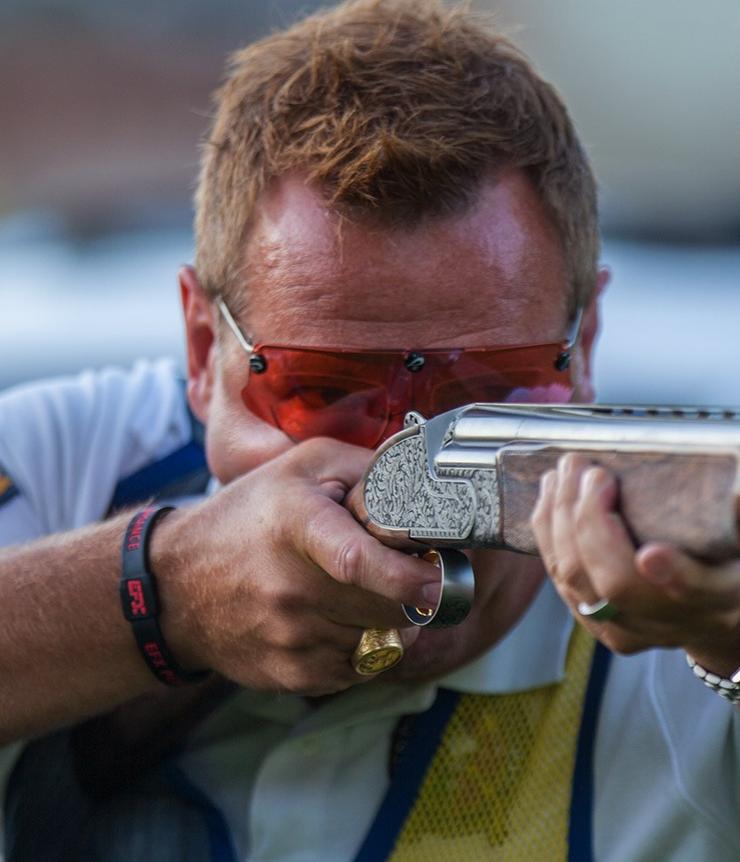 Hakan Dahlby - Olympic Silver Medalist - Sweden
