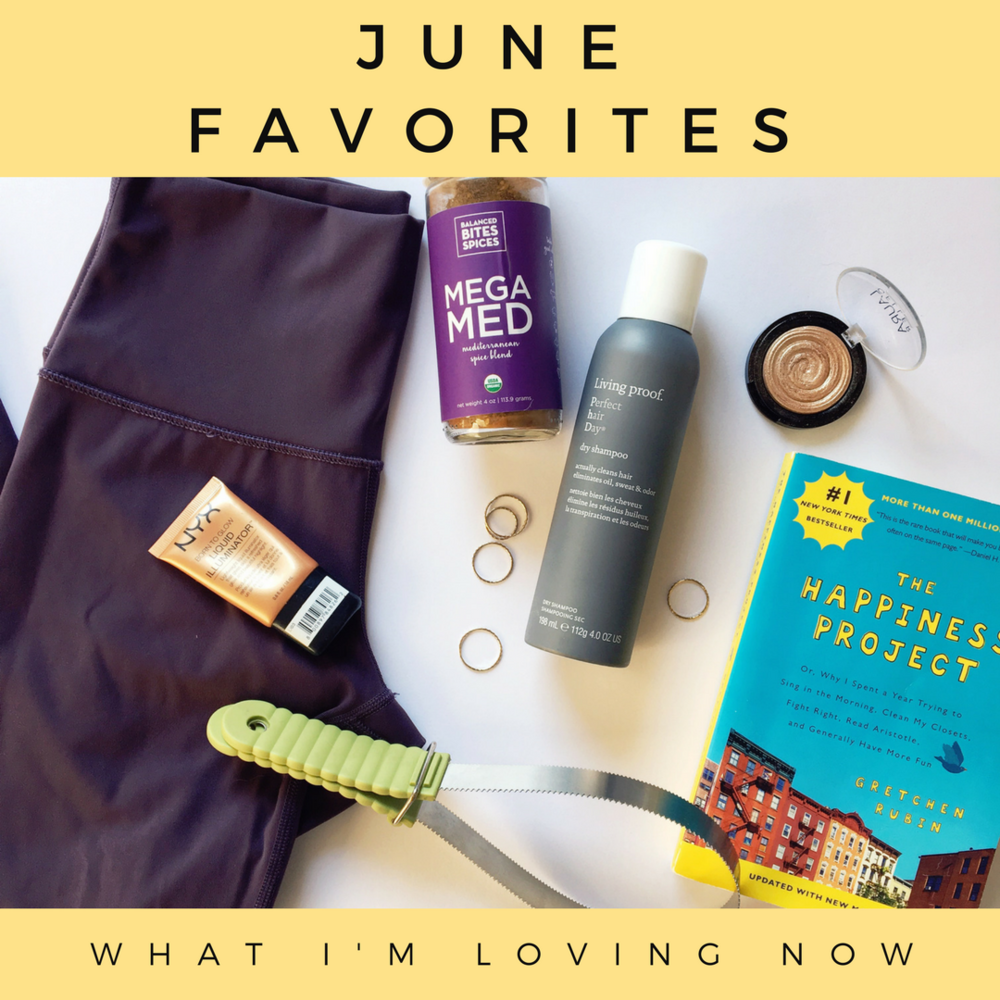 JUNE FAVORITES SHE THRIVES
