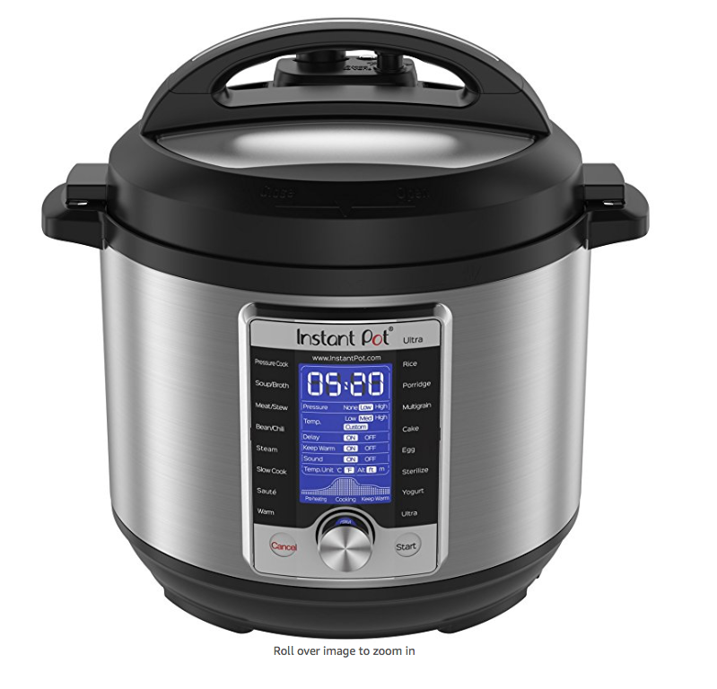she thrives holiday gift guide instant pot