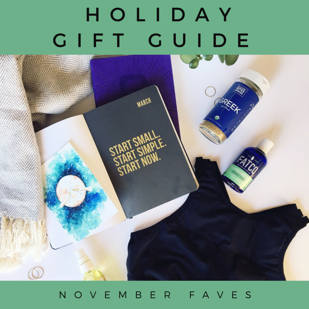 she thrives holiday gift guideliday gift guide