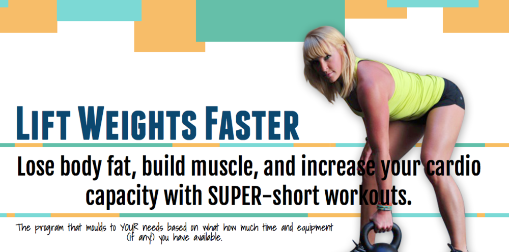 Lift Weights Faster