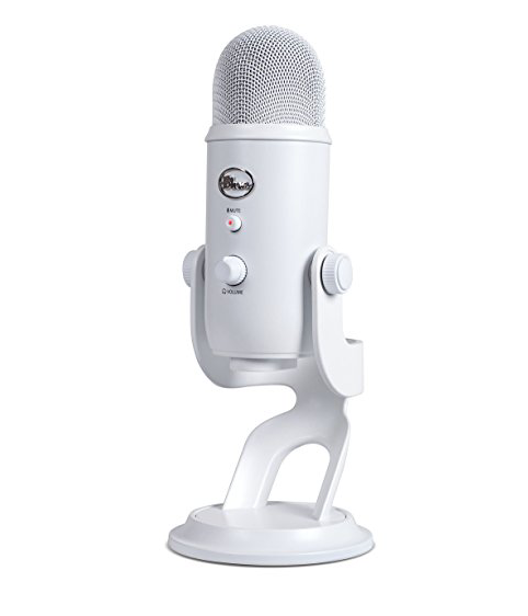 Blue Yeti Podcasting Mic