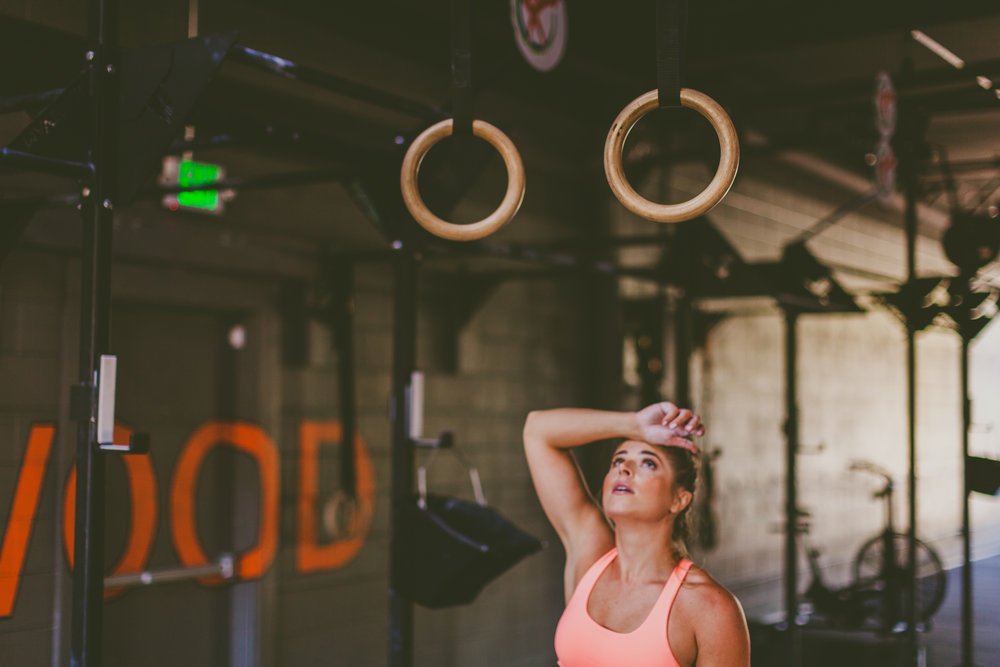 THE CROSSFIT OPEN: A MANIFESTO  |  SHE THRIVES