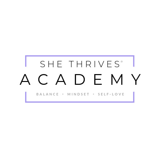 SHE THRIVES ACADEMY | private coaching from She Thrives