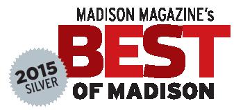 Voted 2015 Silver Best Bakery byMadison Magazine
