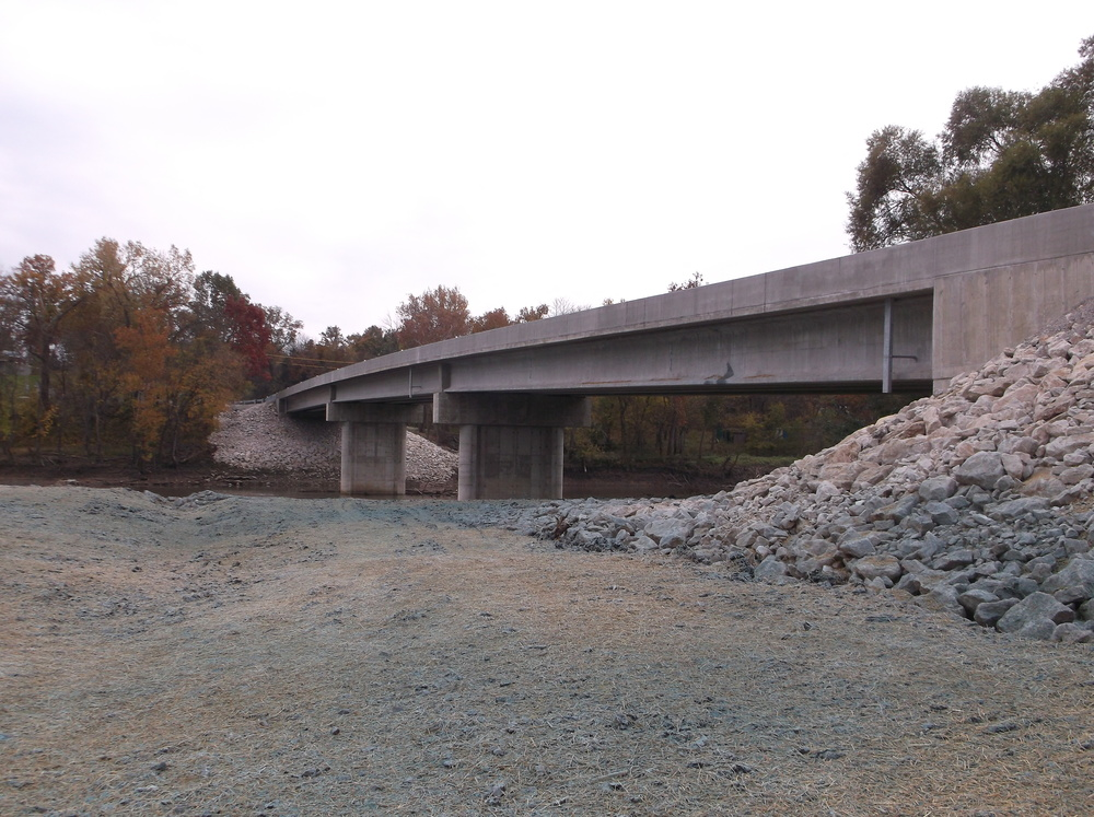 Rte. 41 Bridge over Lamine River Cooper County