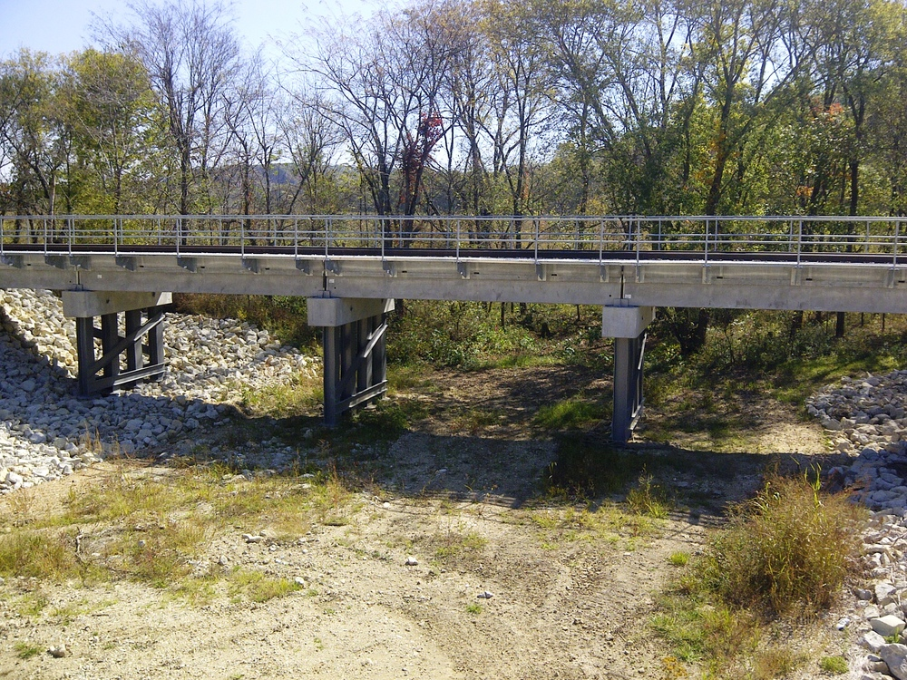 USACE Railroad Bridge Replacements, Fort Leonard Wood, MO