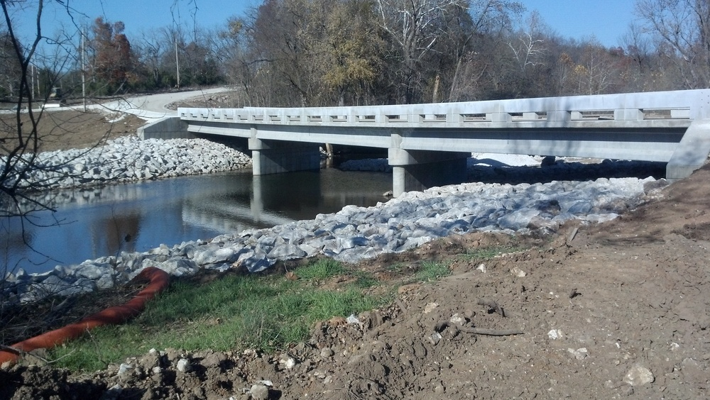Farm Rd 129 Green County Bridge