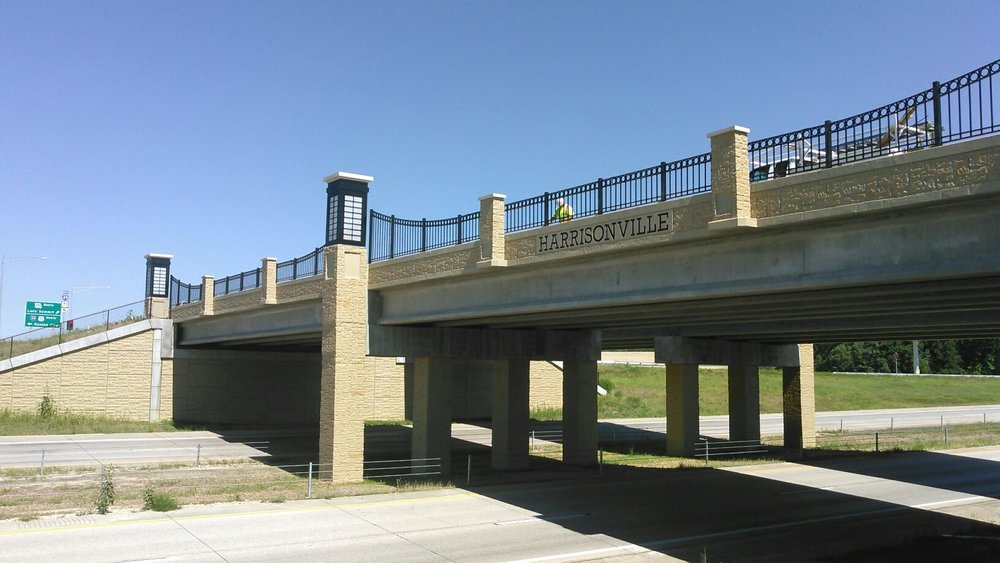 Rte 291 Bridge over I-44 Harrisonville, MO