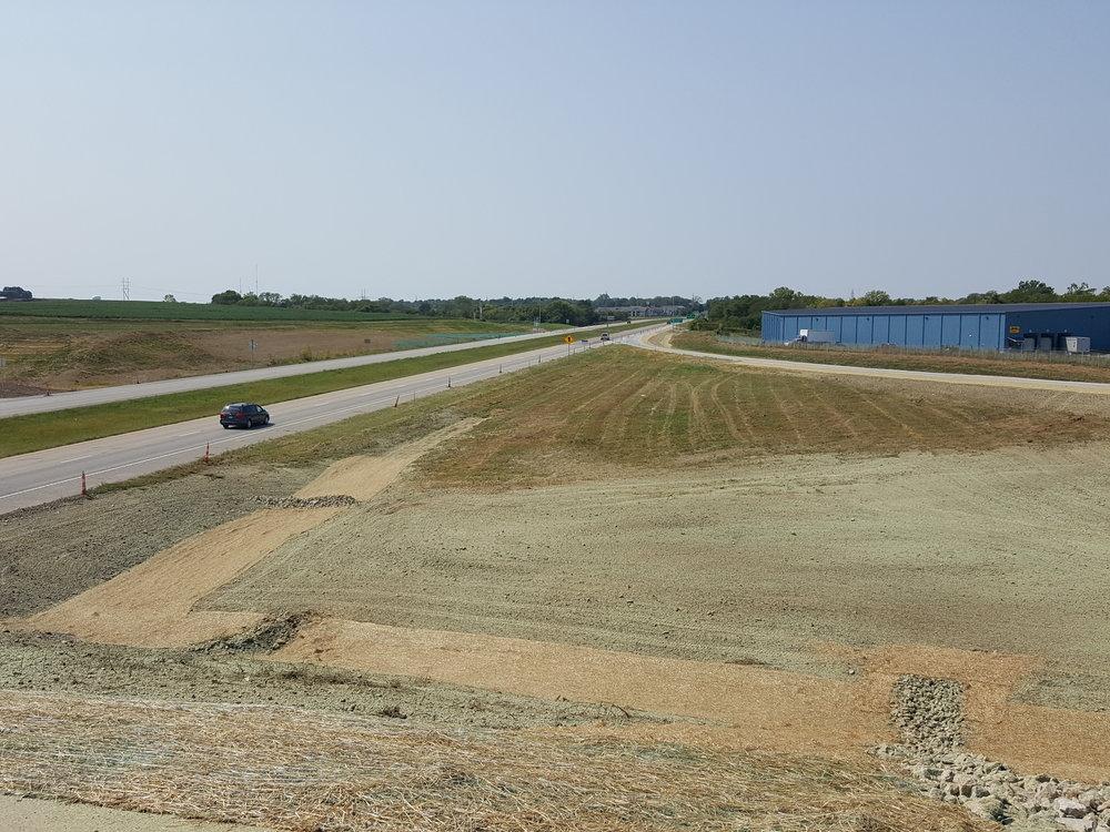 Buchanan AgExpo Overpass