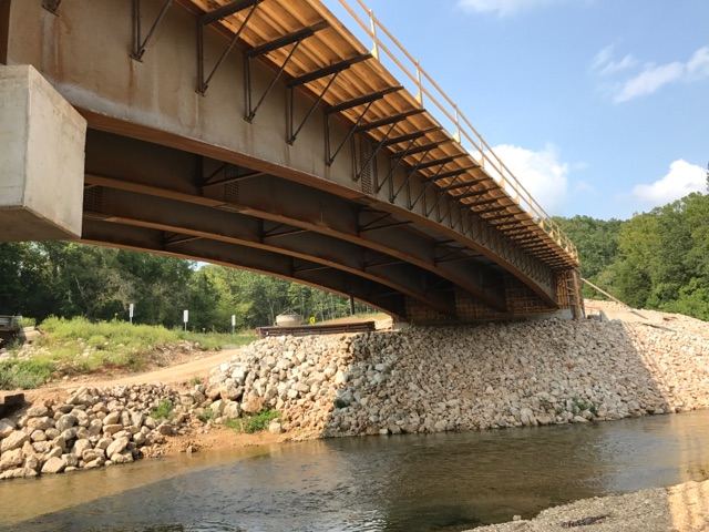 Shannon County, MO Demo Arch Bridge