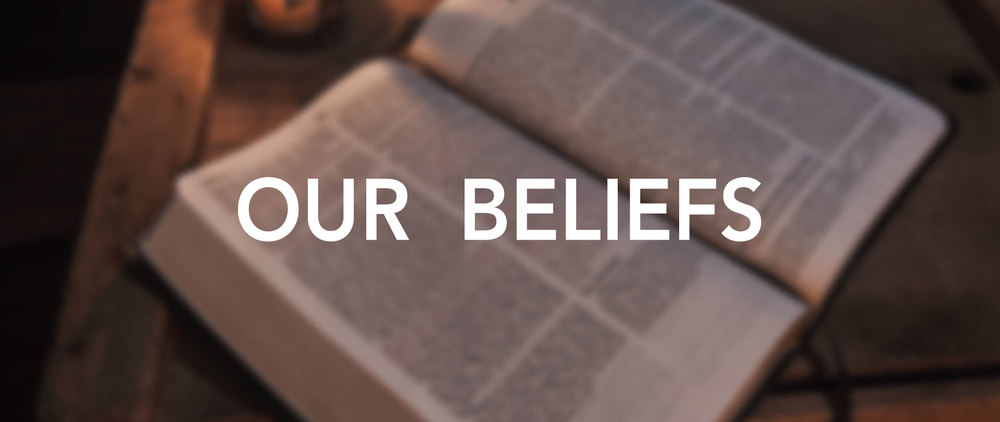 The Rock Church of Fenton, Lake Fenton, Linden, and Byron, Michigan exists to preach the Word of God, Baptize, and Disciple OUR BELIEFS