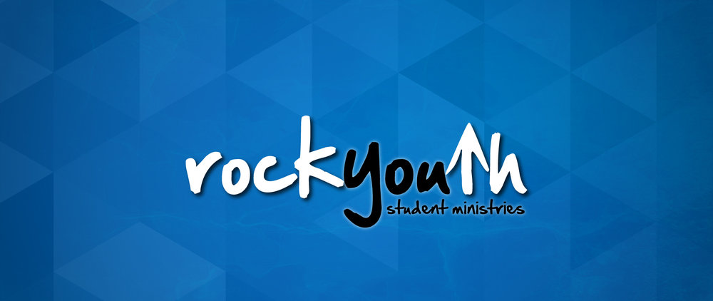 The Rock Church of Fenton, Lake Fenton, Linden, and Byron, Michigan exists to preach the Word of God, Baptize, and Disciple rockyouth Logo