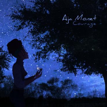 Aja Monet - Courage