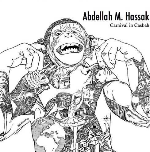 Abdellah M. Hassak - Carnival in Casbah