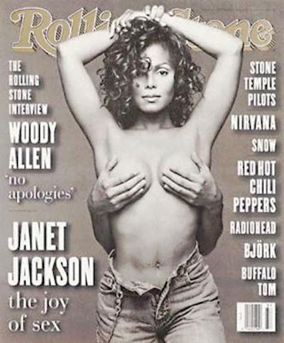 Janet Jackson migraine