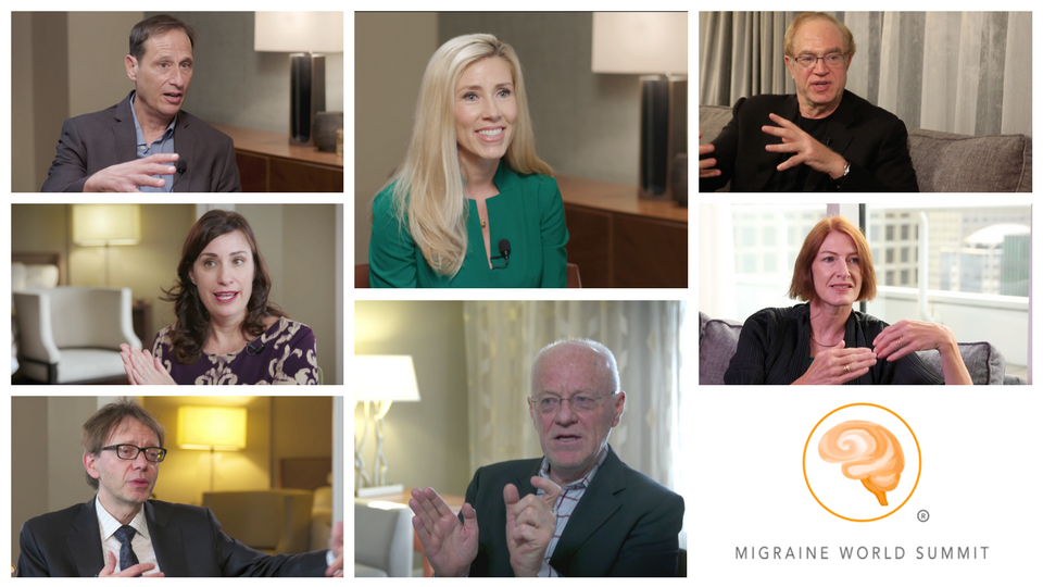 Migraine World Summit - The 2018 Migraine World Summit is coming soon this April! Don't miss out on the biggest patient event in the world for migraine with over 30 world-leading headache experts, doctors and specialists covering a range of topics. Click on the image to learn more.