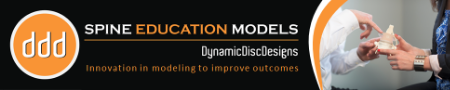 DYNAMIC DISC DESIGNS OFFERS ARGUABLY THE MOST ACCURATE DYNAMIC SPINE MODELS ON THE MARKET WHICH WILL HELP IMPROVE YOUR PATIENT EDUCATION, BUILD TRUST, AND ENHANCE YOUR OUTCOMES.  To see the models and learn more, go to www.dynamicdiscdesigns.com and stay tuned to the interview and after to get a promo code for 10% off your first purchase