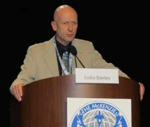 Colin Davies PT, Dip MDT