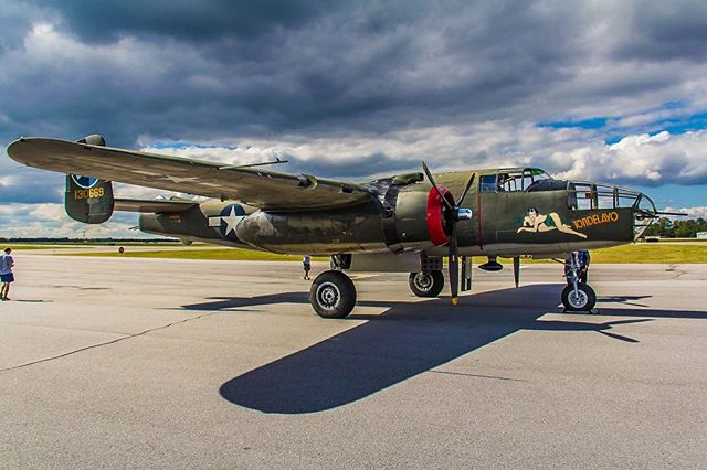 #b25 #aviation #worldwar2  #bomber #kcae #notforcharter #vintage #vintageaircraft