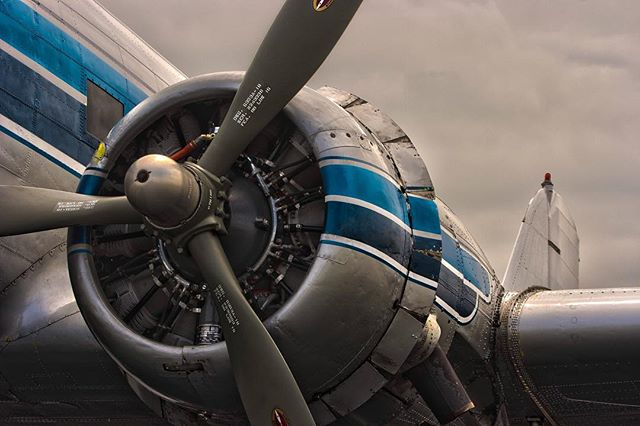 #DC3 #aviation #vintageaircraft #kcae