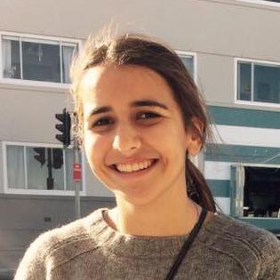 Name:Sarah Davidson Title:Entertainment & Race Director University:University of Bristol Major:History High School:Elsa High School