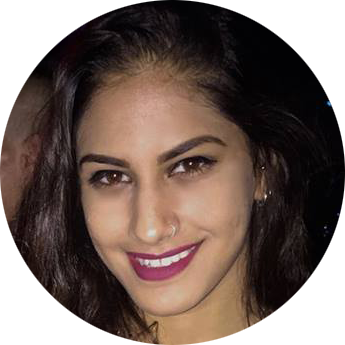 Name:Sarah Jabir Title:Entertainment & Race Directo University:London School of Economics Major:Geography High School:Garden International School