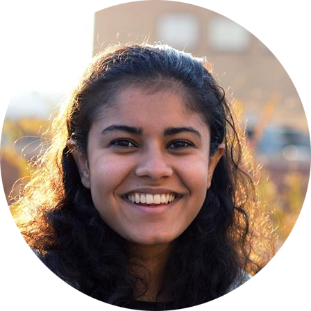 Name: Amrita Deole Title: Co-Director University: Middlebury College Major: Economics High School: United World College of South East Asia