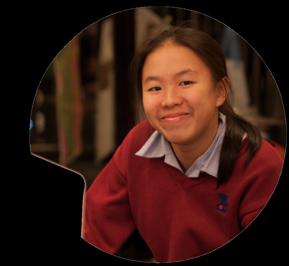 Name: Bakhita Fung  Title: Executive Director  High School: Island School