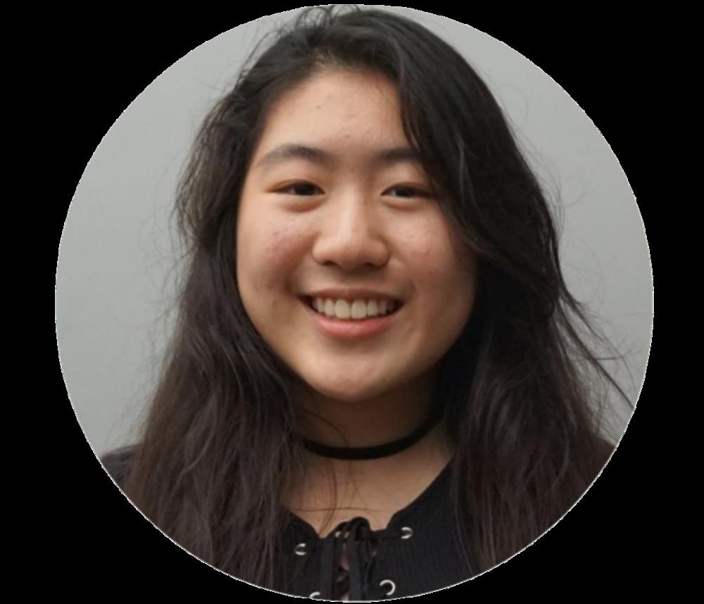 Name: Christina Li  Title: Business Management Director  High School: Chinese International School