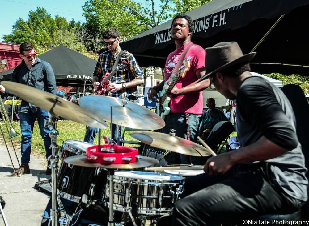 Grüt @ Music in the Park