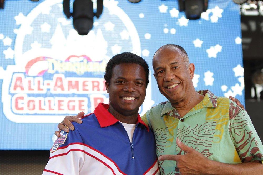 John Clayton - 2016 Disneyland All-American College Band