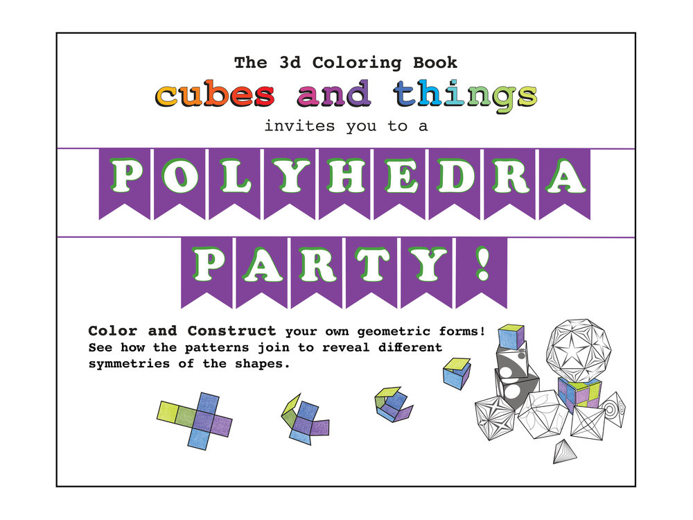 Polyhedra Party