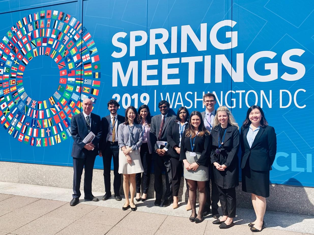 Delegation Report: YDC Delegation to the 2019 World Bank