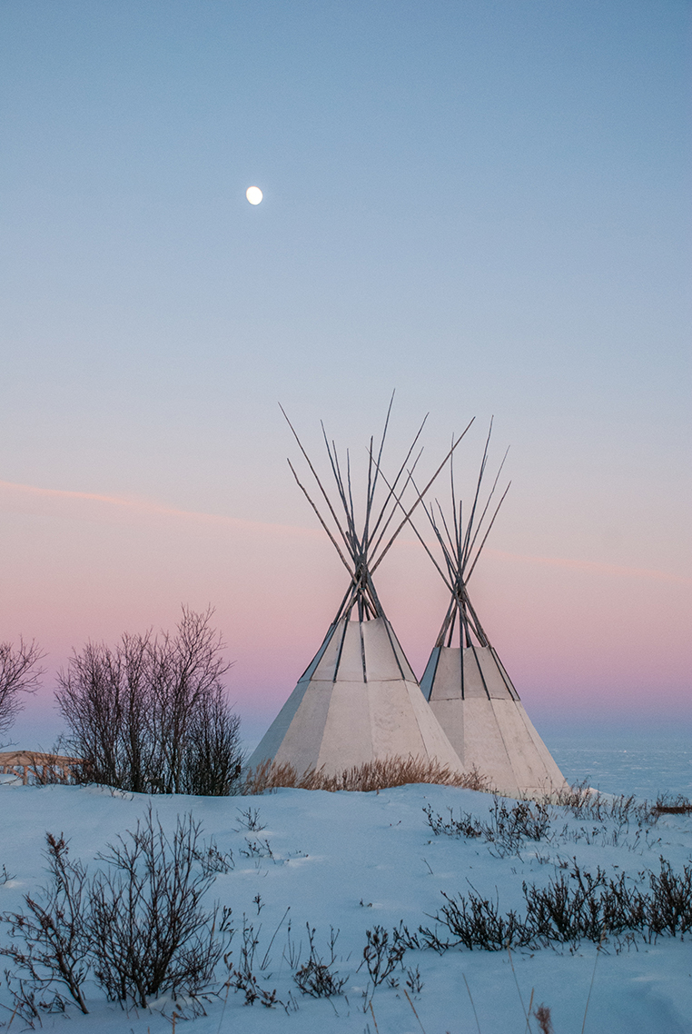 Teepee, Northwest Territories