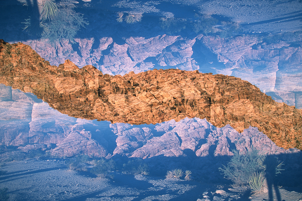 from here and away double exposure Nevada Kahren Sabater