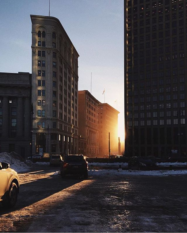 Spring is coming. Photo by @b_dyck. #fromhereandaway