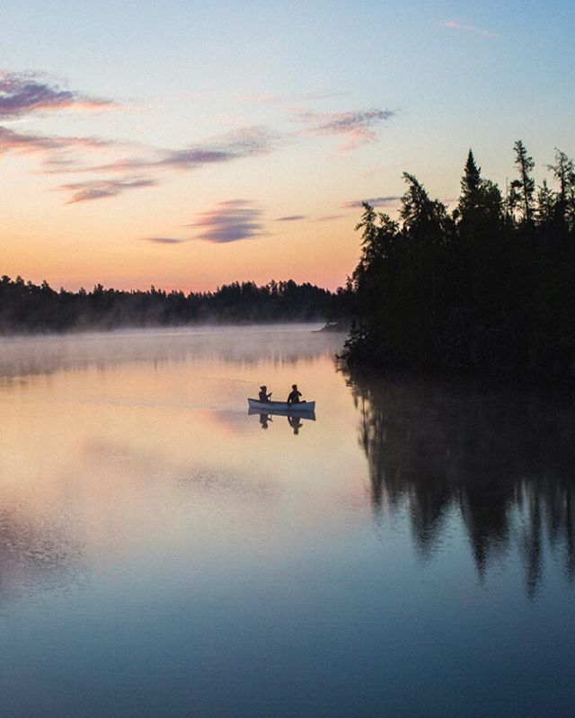 We hope you get to spend time in a place you love this weekend. #fromhereandaway #twinrivertravel #exploremb #nopiming