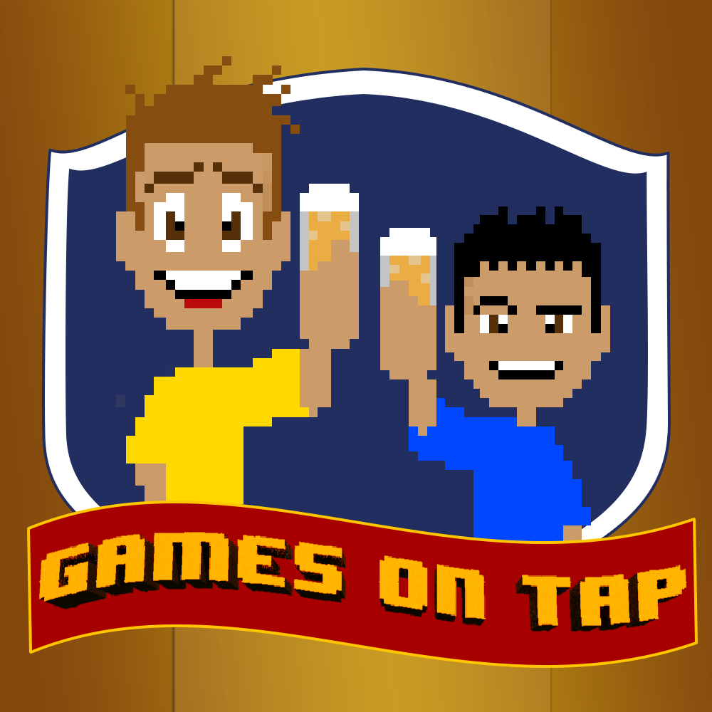 Games on Tap Podcast