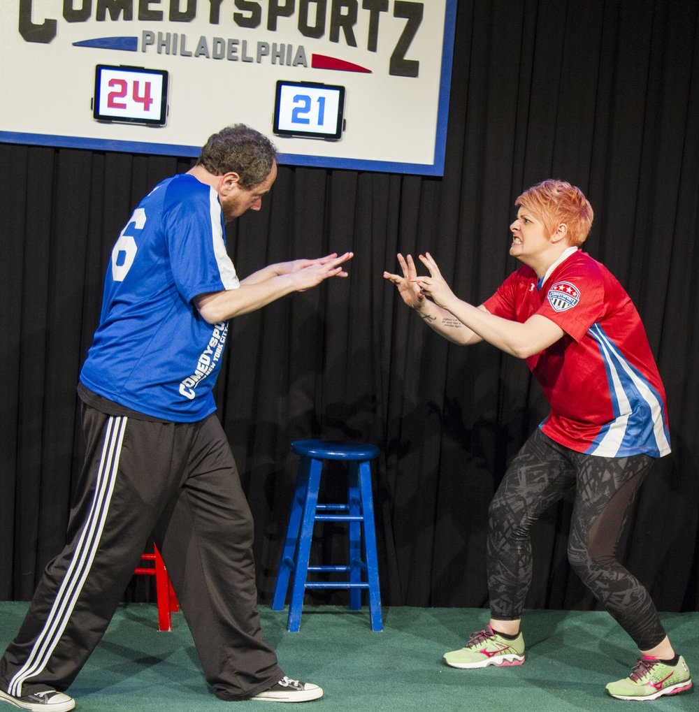 ComedySportz: The Love Show