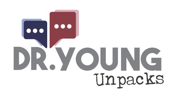 Dr. Young Unpacks Logo