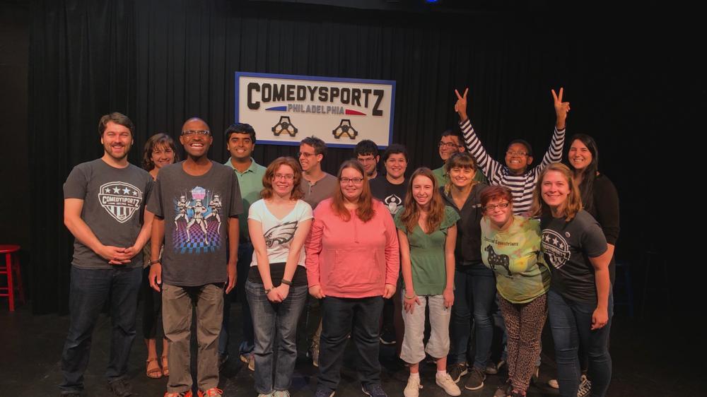 CSz Philadelphia Instructors and JFCS Teen Workshop Students