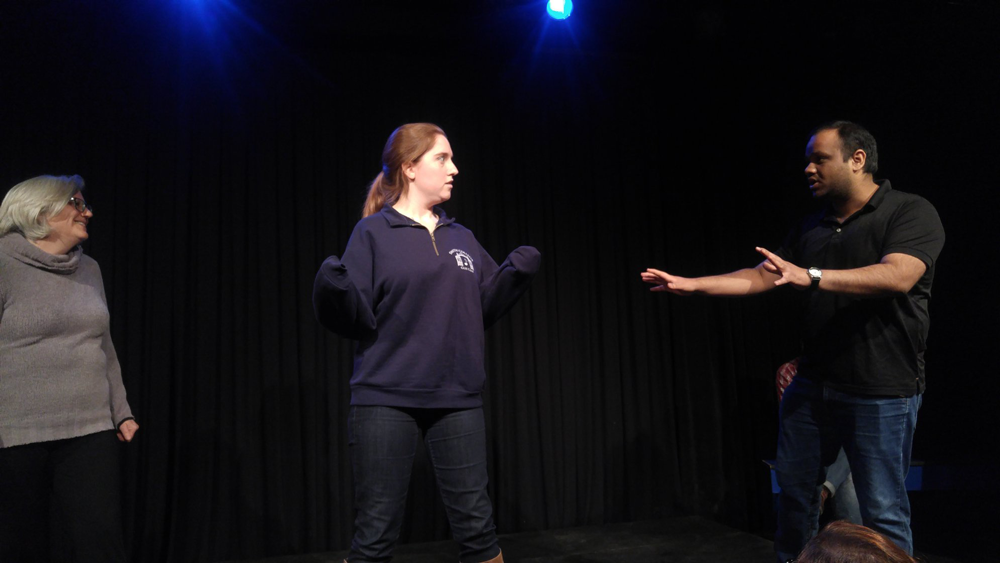 CSz Philly Improv Students