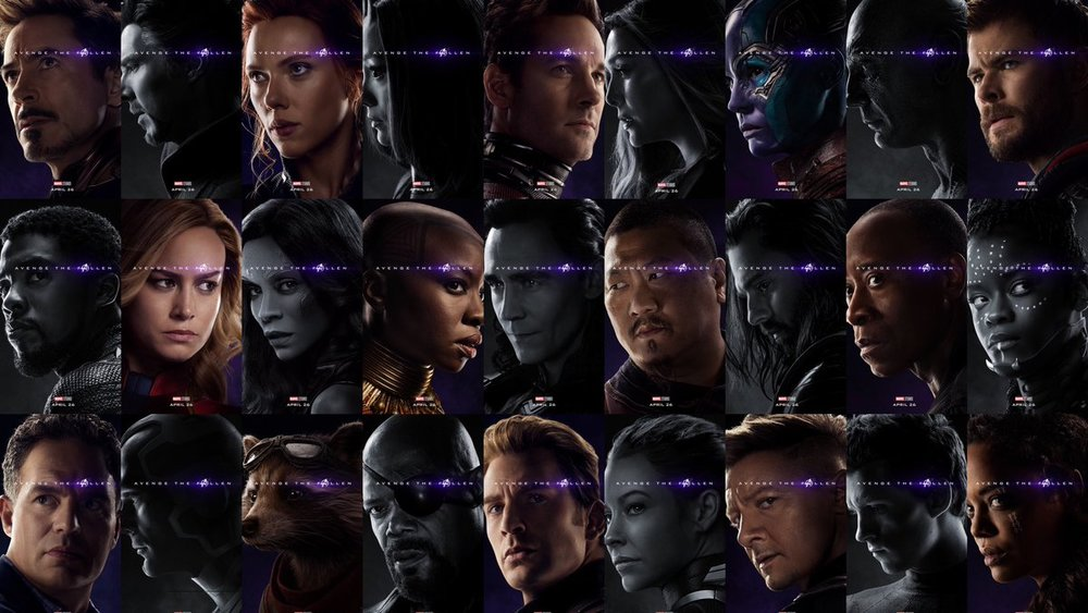 The Avengers: Endgame